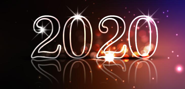 2020 : Une nouvelle année et un nouveau blog